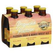 Jdubs Beer, Wheat Ale, Passion Fruit & Mango