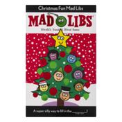 Mad Libs Christmas Fun