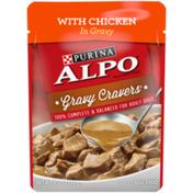 Purina Gravy Wet Dog Food, Gravy Cravers With Chicken