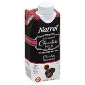 Natrel Milk, Indulgent Chocolate, Reduced Fat, Chocolate Ganache, 2%