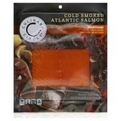 Culinary Circle Salmon, Cold Smoked Atlantic, Traditional