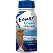Ensure Original Nutrition Shake Milk Chocolate Ready-to-Drink