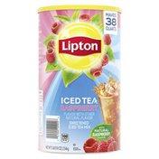 Lipton Iced Tea Mix Raspberry