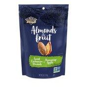 Blue Diamond Almonds & Fruit, Cardamom Almonds & Sweet Honeycrisp Apple