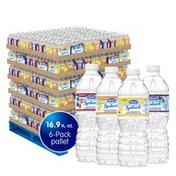 Nestle Splash Water Beverage, Variety Pack
