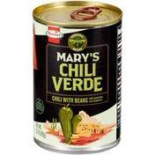 Mary's Chili Verde