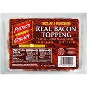 Patrick Cudahy Sweet Apple-Wood Smoked Bacon Topping