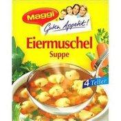 Maggi Ga Suppe Eiermuschel (Conchiglie Pasta Soup)