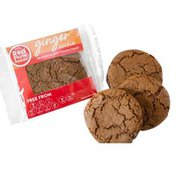 Red Plate Foods Ginger Cookie