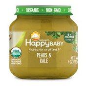 Happy Baby Pears & Kale