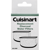 Cuisinart Water Filters, Replacements, Charcoal