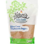 Nature's Promise Turbinado Sugar, Raw Cane