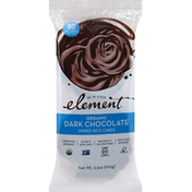 Be In Your Element Rice Cakes, Organic, Dark Chocolate, Dipped