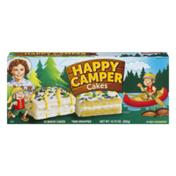 Little Debbie Happy Campers Cakes