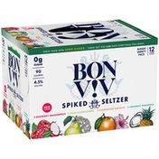 Bon Viv Hard Seltzer Blends Variety Pack, Cans