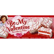 Little Debbie Cakes, Strawberry, Be My Valentine