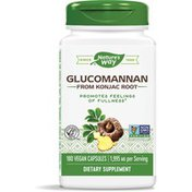 Nature's Way Glucomannan