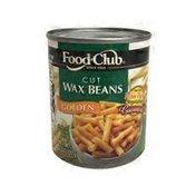 Food Club Cut Wax Beans