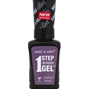 wet n wild Nail Color, Lavender Out Loud 728A