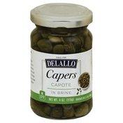 DeLallo Capote Capers in Brine