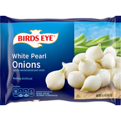 Birds Eye Pearl Onions, White