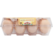 Land O Lakes Eggs, Brown, Large, Cage Free