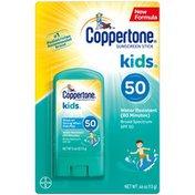 Coppertone Broad Spectrum SPF 50 Stick Sunscreen