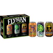 Elysian Variety Pack Beer Cans