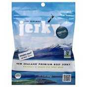 New Zealand Jerky Beef Jerky, Premium, New Zealand, Teriyaki