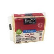 Essential Everyday Reduced Fat Pasteurized Process Cheese Product