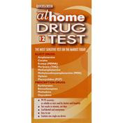At Home Drug Test, 12