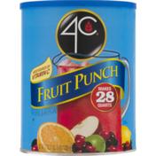 4C Foods Drink Mix Fruit Punch