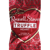 Russell Stover Truffle, Heart