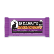 18 Rabbits Granola Bar, Fig, Cranberry & Hazelnut
