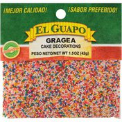 El Guapo®  Cake Decorations (Gragea)
