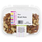 Stock & Barrel Brazil Nuts, Raw