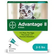 Advantage Monthly Flea Treatment for Kittens
