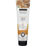 Freeman Beauty Infusion Hydrating Cream Mask Manuka Honey + Collagen