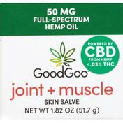 Goodgoo Skin Salve, Joint + Muscle