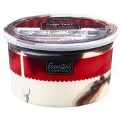 Essential Everyday Ice Cream, Reduced Fat, Fudge Swirl