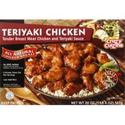Crazy Cuizine Teriyaki Chicken