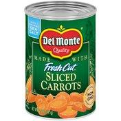 Del Monte Carrots, Sliced