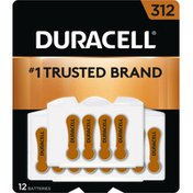 Duracell Size 312 Hearing Aid Battery