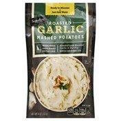 Signature Select Roasted Garlic Instant Mashed Potatoes