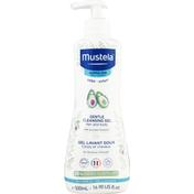 Mustela Cleansing Gel, Gentle, Hair and Body, Normal Skin