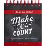 Fitbook Fitdesk Calendar