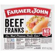 Farmer John Beef Franks