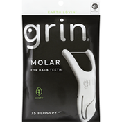 Grin Flosspyx, Minty, Molar