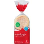 Food Club Sourdough English Muffins