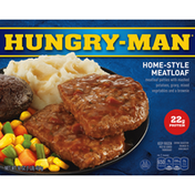 Hungry-Man Home-Style Meatloaf Frozen Dinner
